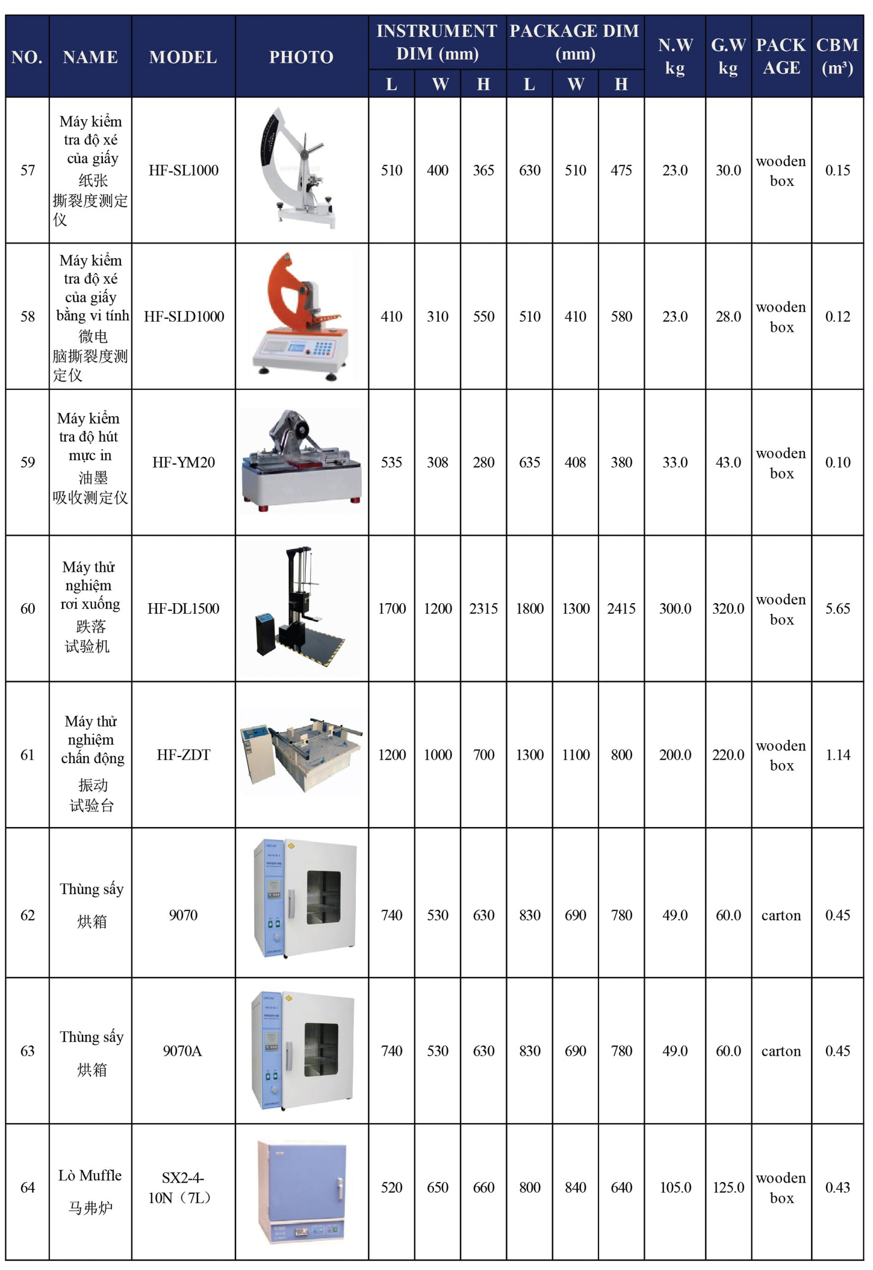 Hung Phat Cataloge Trang Trong 12